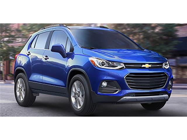 2019 Chevrolet Trax LT (Stk: 19-208) in Trail - Image 1 of 1