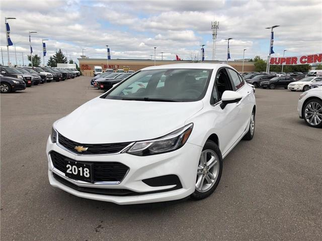 2018 Chevrolet Cruze LT|BLUETOOTH|REMOTE START|ONE OWNER| (Stk: 226318A) in BRAMPTON - Image 3 of 21