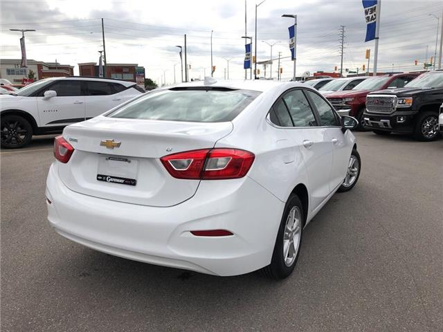 2018 Chevrolet Cruze LT|BLUETOOTH|REMOTE START|ONE OWNER| (Stk: 226318A) in BRAMPTON - Image 7 of 21