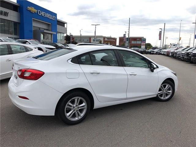 2018 Chevrolet Cruze LT|BLUETOOTH|REMOTE START|ONE OWNER| (Stk: 226318A) in BRAMPTON - Image 8 of 21