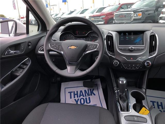 2018 Chevrolet Cruze LT|BLUETOOTH|REMOTE START|ONE OWNER| (Stk: 226318A) in BRAMPTON - Image 15 of 21