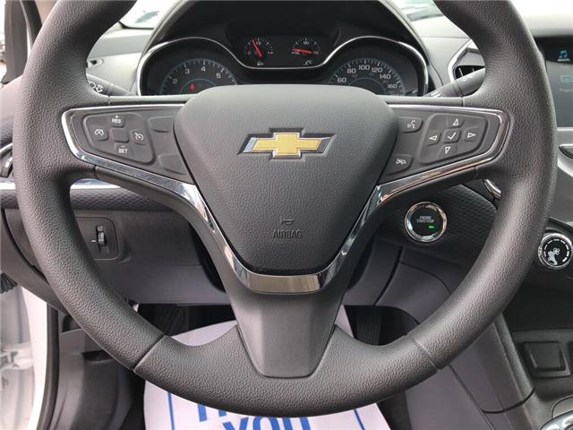 2018 Chevrolet Cruze LT|BLUETOOTH|REMOTE START|ONE OWNER| (Stk: 226318A) in BRAMPTON - Image 16 of 21