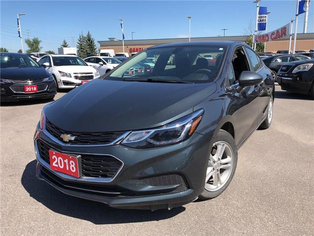 2018 Chevrolet Cruze LT|SUNROOF|BACKUP CAMERA BLUETOOTH| (Stk: PW18607) in BRAMPTON - Image 3 of 20