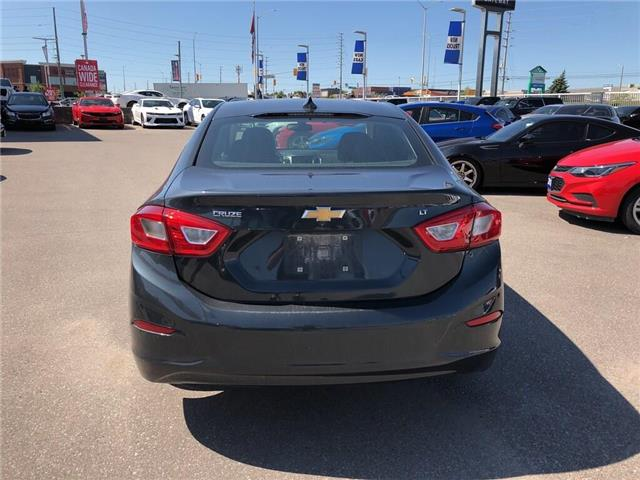 2018 Chevrolet Cruze LT|SUNROOF|BACKUP CAMERA BLUETOOTH| (Stk: PW18607) in BRAMPTON - Image 6 of 20