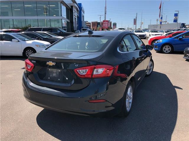 2018 Chevrolet Cruze LT|SUNROOF|BACKUP CAMERA BLUETOOTH| (Stk: PW18607) in BRAMPTON - Image 7 of 20