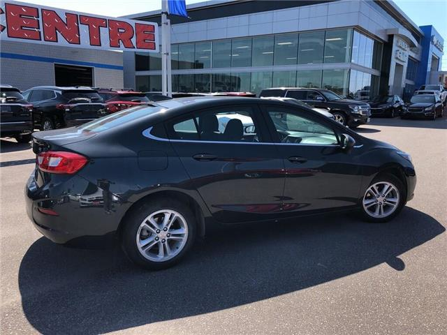 2018 Chevrolet Cruze LT|SUNROOF|BACKUP CAMERA BLUETOOTH| (Stk: PW18607) in BRAMPTON - Image 8 of 20