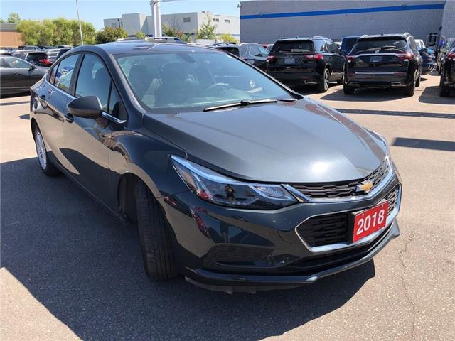 2018 Chevrolet Cruze LT|SUNROOF|BACKUP CAMERA BLUETOOTH| (Stk: PW18607) in BRAMPTON - Image 9 of 20