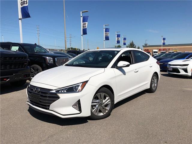 2019 Hyundai Elantra Preferred|Lane Keep|Blindspot Detect|Backup Cam| (Stk: WC187184) in BRAMPTON - Image 2 of 22