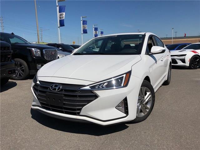 2019 Hyundai Elantra Preferred|Lane Keep|Blindspot Detect|Backup Cam| (Stk: WC187184) in BRAMPTON - Image 3 of 22