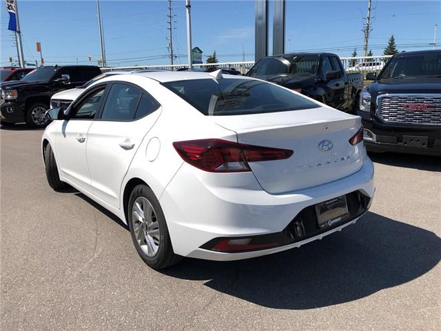 2019 Hyundai Elantra Preferred|Lane Keep|Blindspot Detect|Backup Cam| (Stk: WC187184) in BRAMPTON - Image 5 of 22