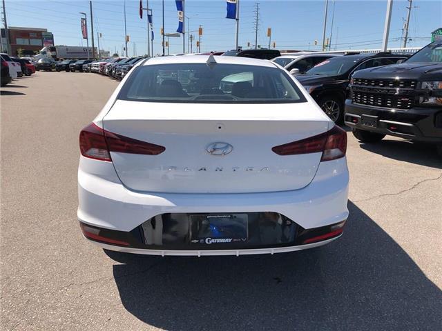 2019 Hyundai Elantra Preferred|Lane Keep|Blindspot Detect|Backup Cam| (Stk: WC187184) in BRAMPTON - Image 6 of 22