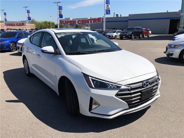 2019 Hyundai Elantra Preferred|Lane Keep|Blindspot Detect|Backup Cam| (Stk: WC187184) in BRAMPTON - Image 9 of 22