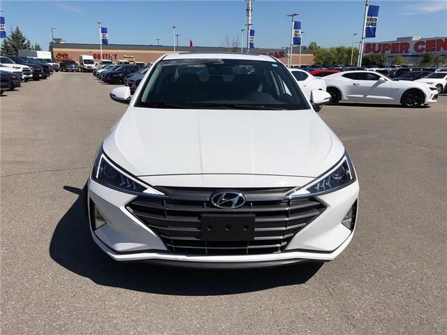 2019 Hyundai Elantra Preferred|Lane Keep|Blindspot Detect|Backup Cam| (Stk: WC187184) in BRAMPTON - Image 10 of 22