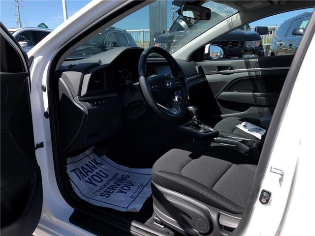 2019 Hyundai Elantra Preferred|Lane Keep|Blindspot Detect|Backup Cam| (Stk: WC187184) in BRAMPTON - Image 12 of 22