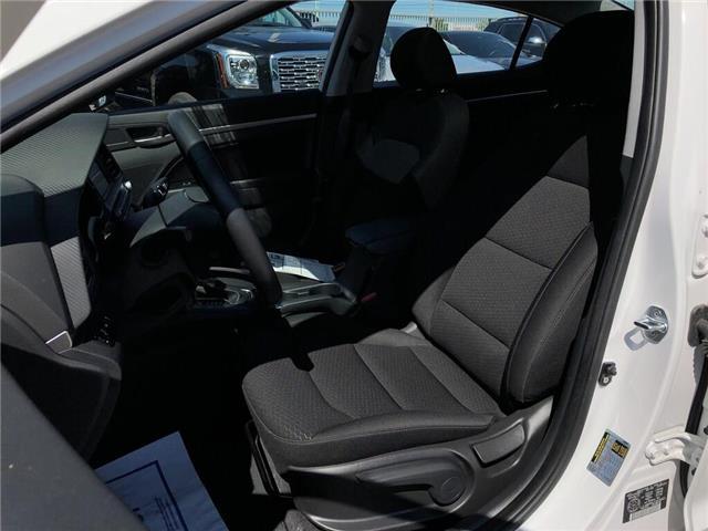 2019 Hyundai Elantra Preferred|Lane Keep|Blindspot Detect|Backup Cam| (Stk: WC187184) in BRAMPTON - Image 13 of 22