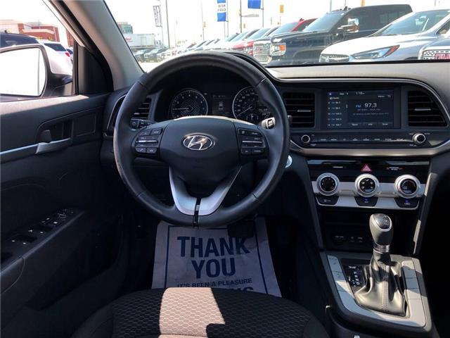 2019 Hyundai Elantra Preferred|Lane Keep|Blindspot Detect|Backup Cam| (Stk: WC187184) in BRAMPTON - Image 16 of 22