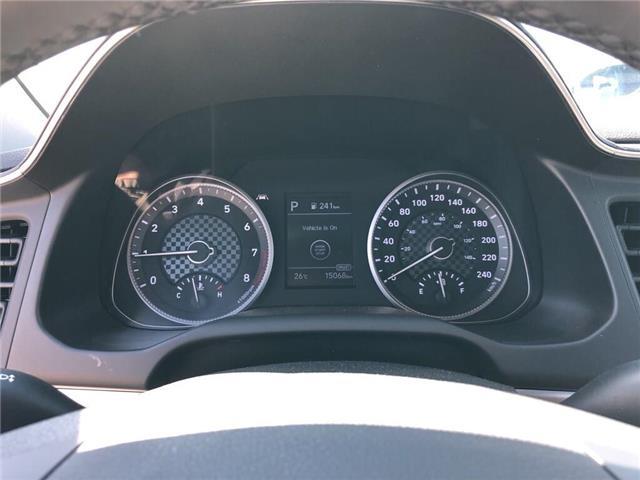 2019 Hyundai Elantra Preferred|Lane Keep|Blindspot Detect|Backup Cam| (Stk: WC187184) in BRAMPTON - Image 18 of 22