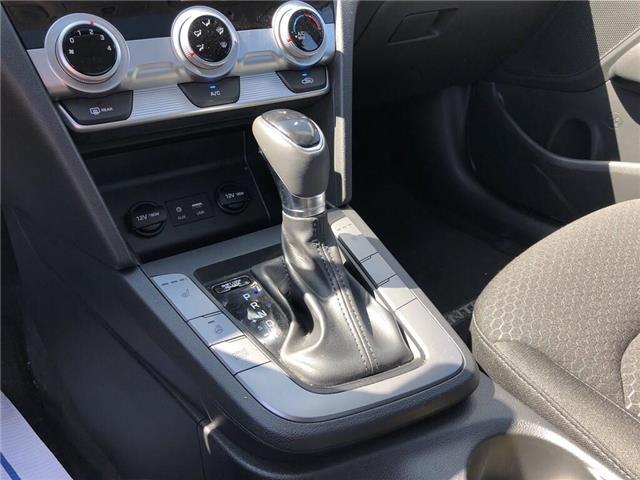 2019 Hyundai Elantra Preferred|Lane Keep|Blindspot Detect|Backup Cam| (Stk: WC187184) in BRAMPTON - Image 21 of 22