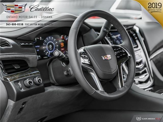 2019 Cadillac Escalade Platinum (Stk: T9324493) in Oshawa - Image 12 of 19