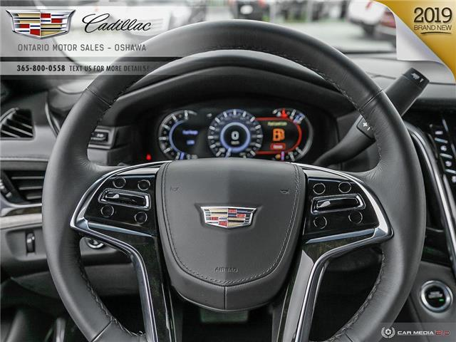 2019 Cadillac Escalade Platinum (Stk: T9324493) in Oshawa - Image 13 of 19