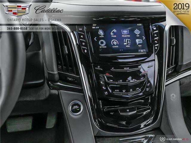 2019 Cadillac Escalade Platinum (Stk: T9324493) in Oshawa - Image 14 of 19