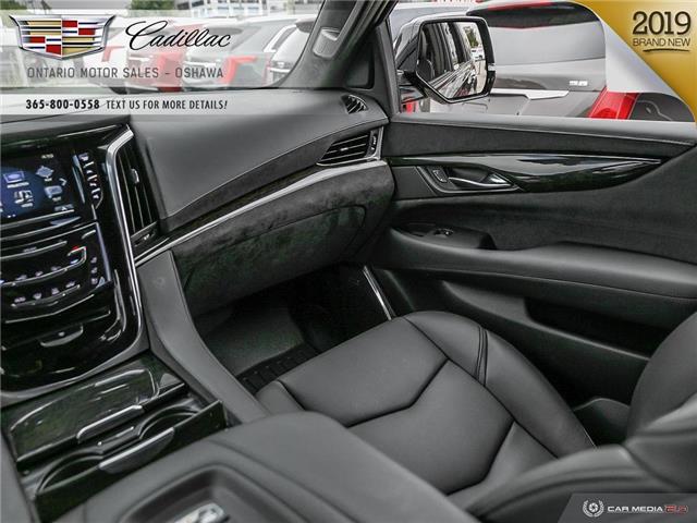 2019 Cadillac Escalade Platinum (Stk: T9324493) in Oshawa - Image 18 of 19