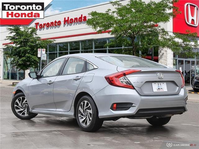 2018 Honda Civic EX (Stk: 39464) in Toronto - Image 4 of 27