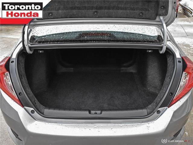 2018 Honda Civic EX (Stk: 39464) in Toronto - Image 11 of 27