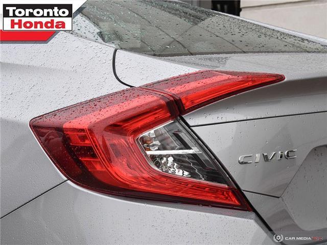 2018 Honda Civic EX (Stk: 39464) in Toronto - Image 12 of 27