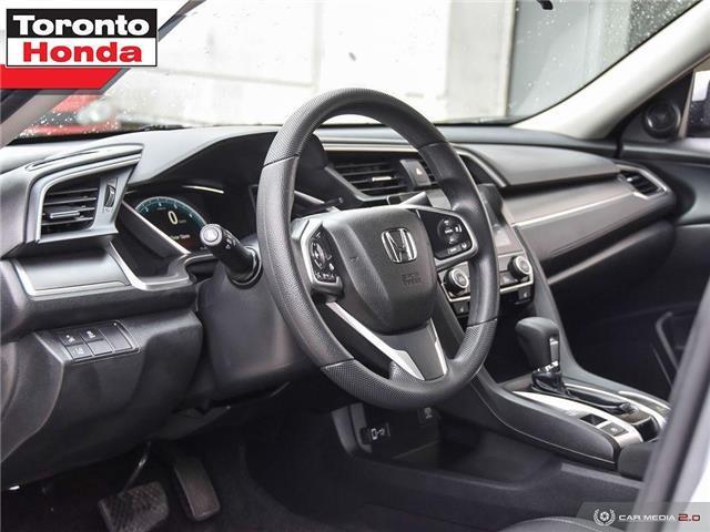 2018 Honda Civic EX (Stk: 39464) in Toronto - Image 13 of 27