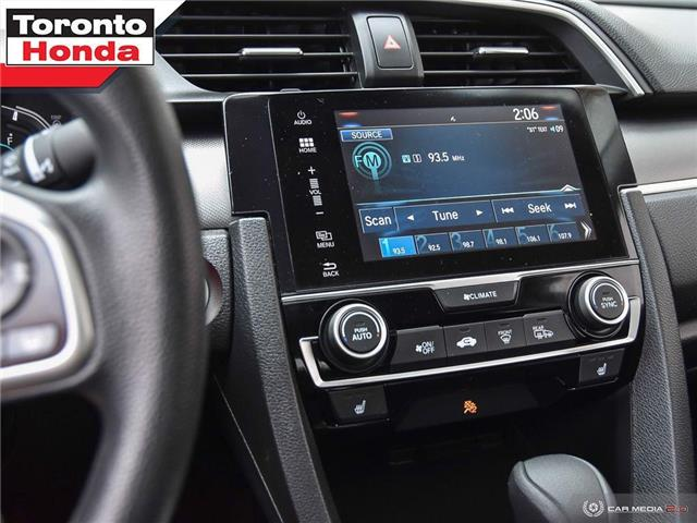 2018 Honda Civic EX (Stk: 39464) in Toronto - Image 20 of 27