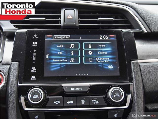 2018 Honda Civic EX (Stk: 39464) in Toronto - Image 21 of 27