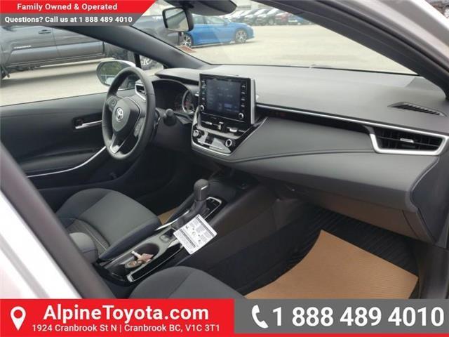 2020 Toyota Corolla SE (Stk: P019064) in Cranbrook - Image 11 of 21