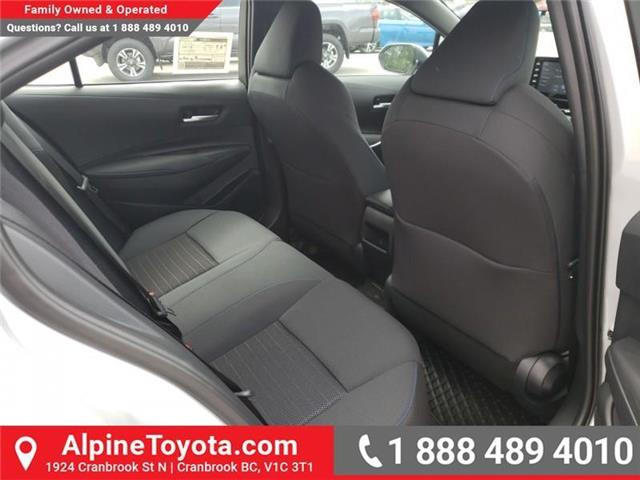 2020 Toyota Corolla SE (Stk: P019064) in Cranbrook - Image 12 of 21