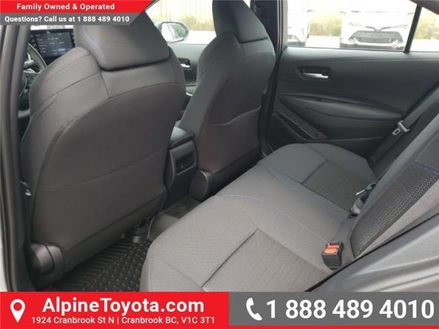 2020 Toyota Corolla SE (Stk: P019064) in Cranbrook - Image 13 of 21