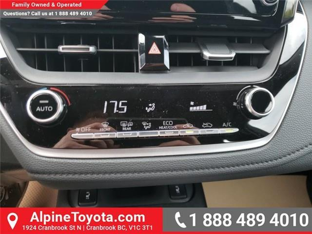 2020 Toyota Corolla SE (Stk: P019064) in Cranbrook - Image 19 of 21