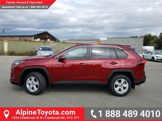 2019 Toyota RAV4 LE (Stk: W075241) in Cranbrook - Image 2 of 23