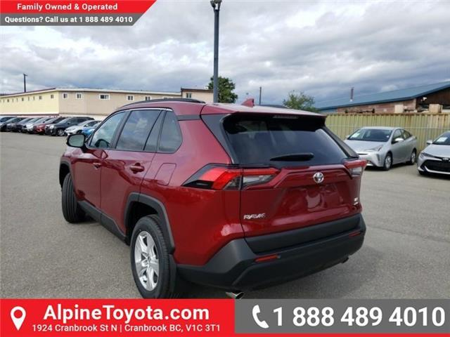 2019 Toyota RAV4 LE (Stk: W075241) in Cranbrook - Image 3 of 23