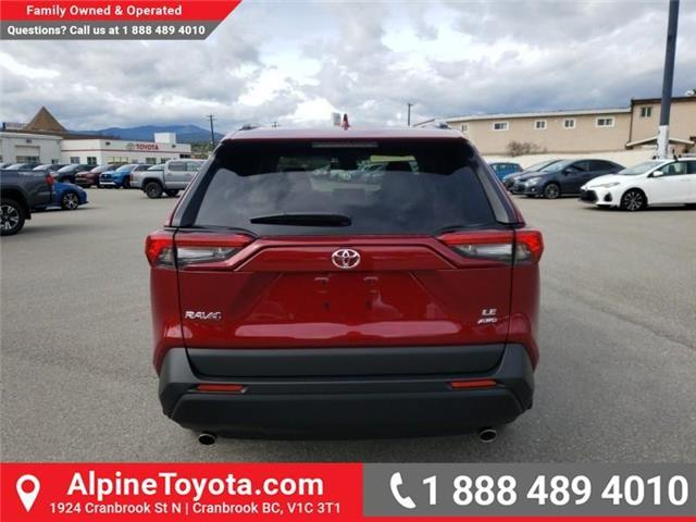 2019 Toyota RAV4 LE (Stk: W075241) in Cranbrook - Image 4 of 23