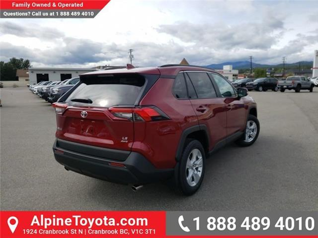 2019 Toyota RAV4 LE (Stk: W075241) in Cranbrook - Image 5 of 23