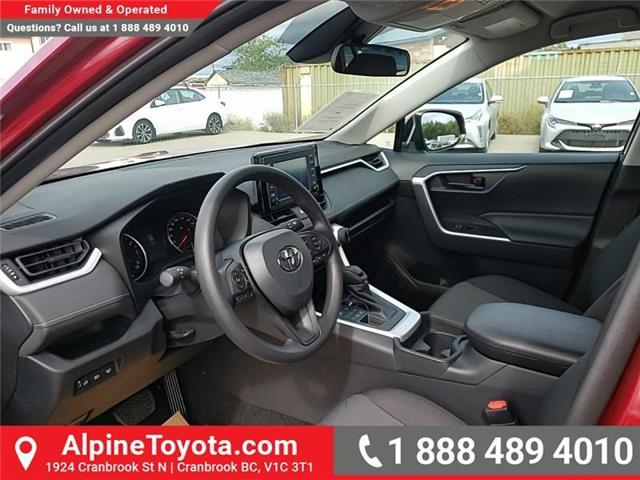 2019 Toyota RAV4 LE (Stk: W075241) in Cranbrook - Image 9 of 23