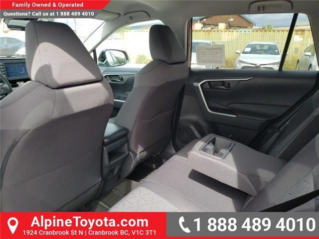 2019 Toyota RAV4 LE (Stk: W075241) in Cranbrook - Image 13 of 23