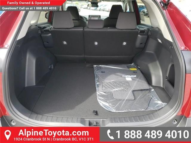 2019 Toyota RAV4 LE (Stk: W075241) in Cranbrook - Image 21 of 23