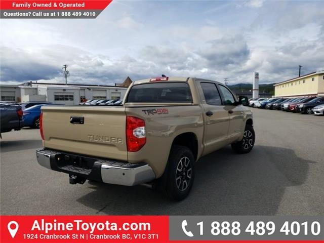 2020 Toyota Tundra Base (Stk: X871359) in Cranbrook - Image 5 of 24