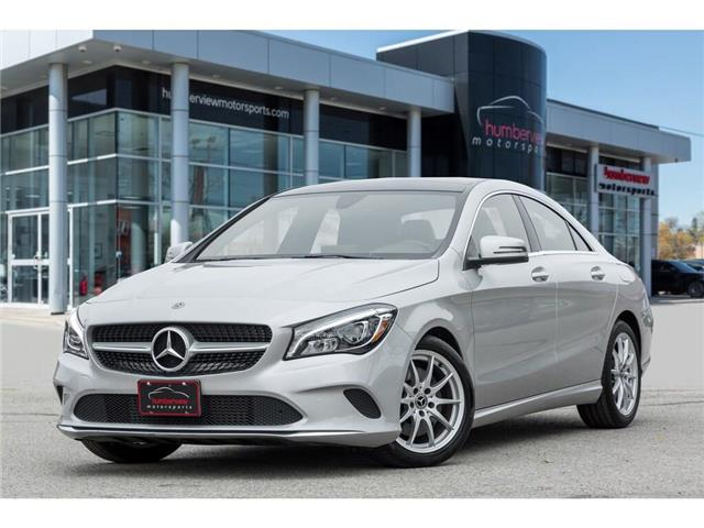 2018 Mercedes-Benz CLA 250 Base (Stk: 19HMS773) in Mississauga - Image 1 of 22