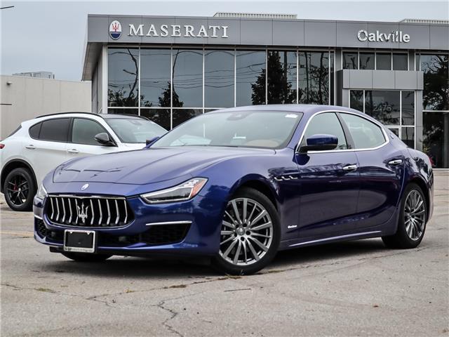 2018 Maserati Ghibli S Q4 GranLusso (Stk: 484MA) in Oakville - Image 1 of 30