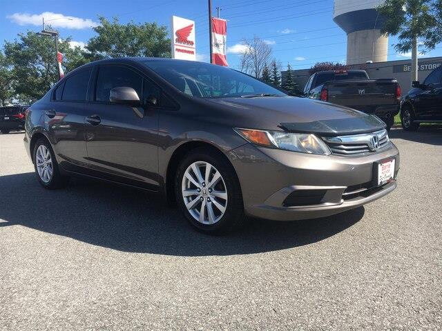 2012 Honda Civic EX-L (Stk: U12584) in Barrie - Image 7 of 24