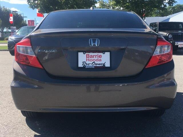 2012 Honda Civic EX-L (Stk: U12584) in Barrie - Image 20 of 24
