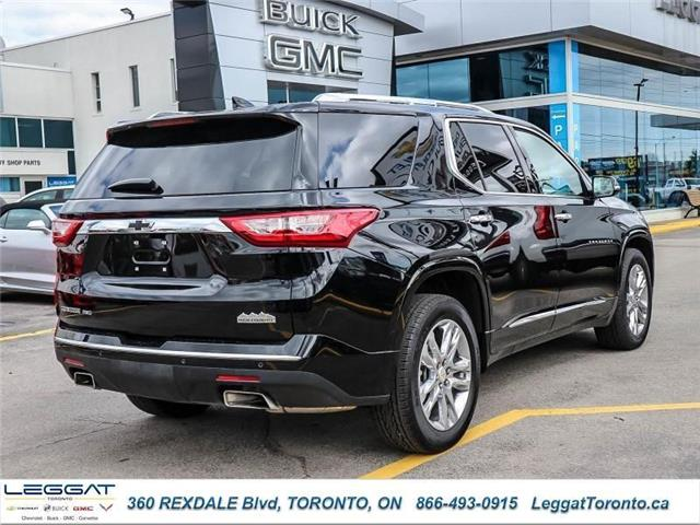 2019 Chevrolet Traverse High Country (Stk: T11637) in Etobicoke - Image 4 of 25
