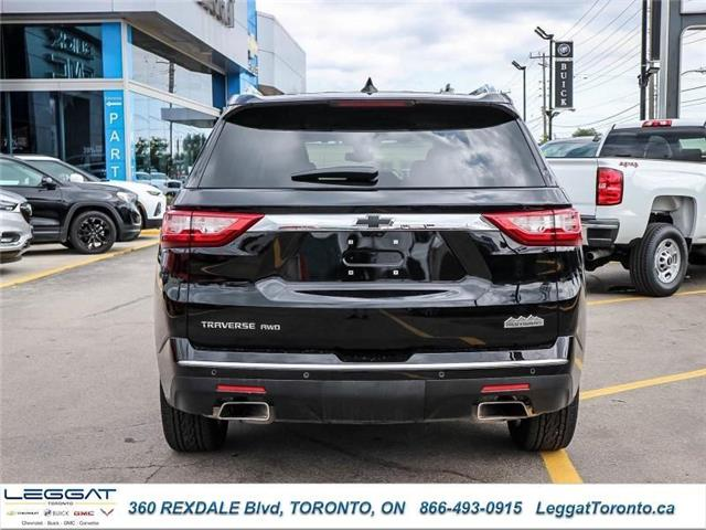 2019 Chevrolet Traverse High Country (Stk: T11637) in Etobicoke - Image 5 of 25
